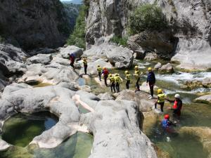 Canyoning Cetina River Packages