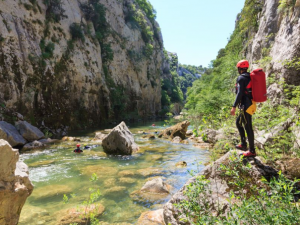 Extreme Canyoning Cetina River Packages